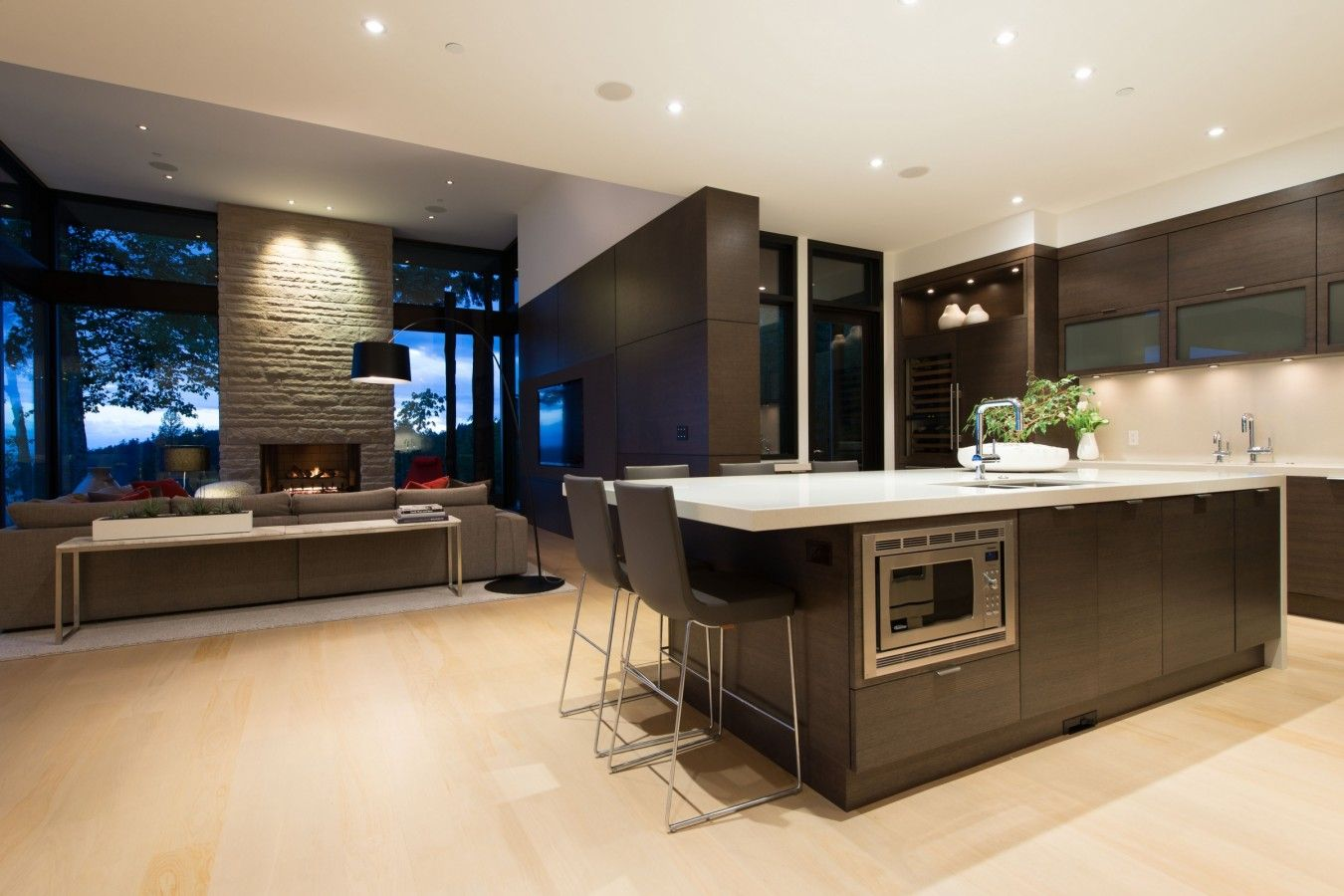 Burkehill Residencecraig Chevalier And Raven Inside 34 Mesmerizing Kitchen Designer Vancouver Review