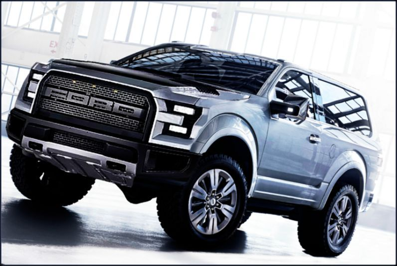 2017 Ford Bronco Release Date Price Pictures Concept Raptor