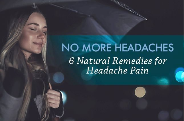 Can You Get Headaches From Allergies Learn The 6 Best Natural Remedies For Headaches Plus How To Avoid Top Triggers Of Migrain In 2020 Natural Headache Remedies Headache Remedies Getting Rid Of Migraines