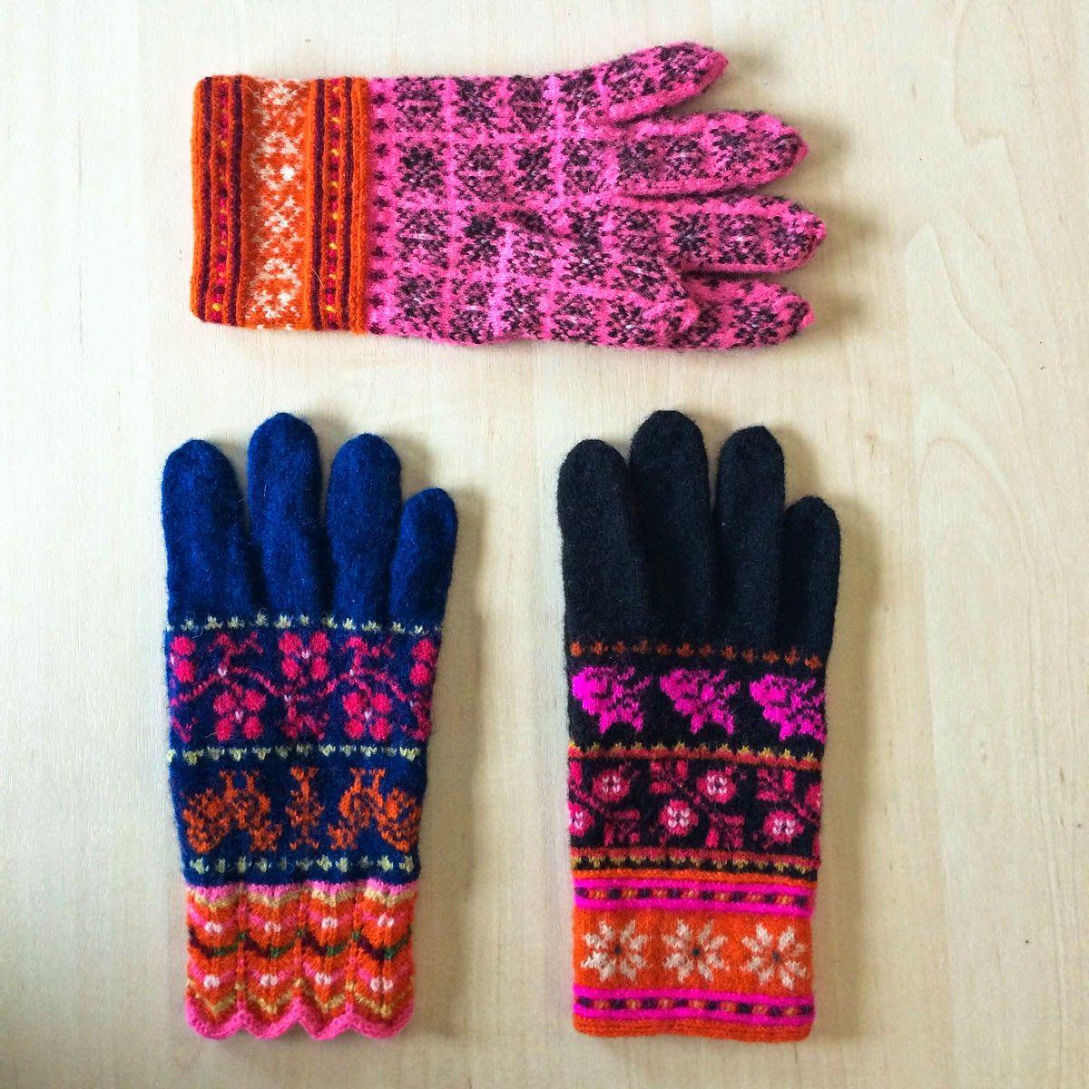 Estonian Adventures Part 6: Craft Camp! Estonian Knitting   Fancy Tiger Crafts