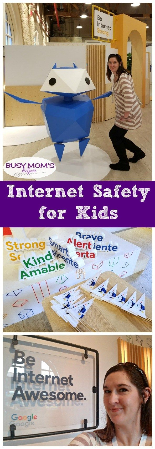 Teaching Kids about Safety safety for