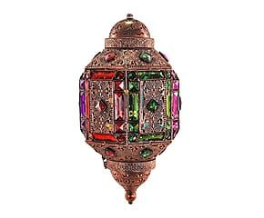 Suspension MUMBAI métal, multicolore - Ø23