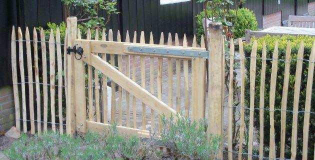 Hekjes Voor Tuin : Looppoortje met schapenhek tuinieren garden tuin en garden