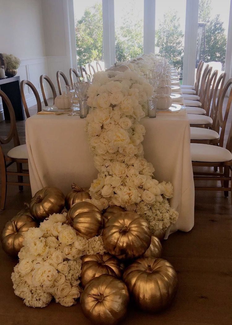 Holiday Cheer by Taylor Hane | Thanksgiving table ...