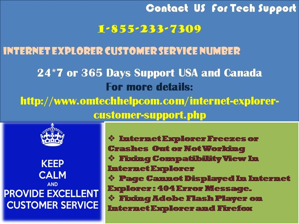 Accessible 365 days anytime on internet explorer customer