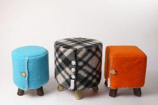 Lappalou - woolfelt blankets