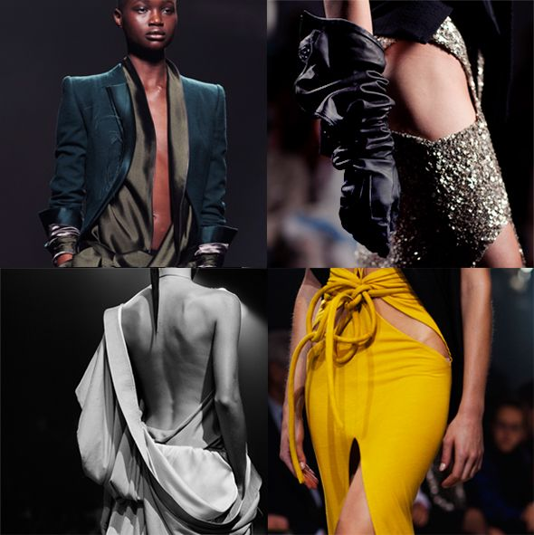 The Sexiest Runway Shows of All Time -> Haider Ackermann >> The Sartorialist