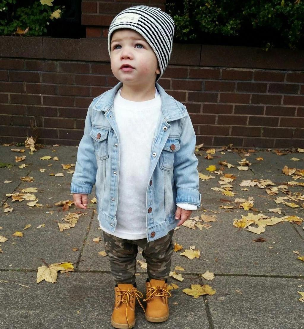 Hip Boy Clothes  Fashionable Baby Wear  Fashion Kids Instagram