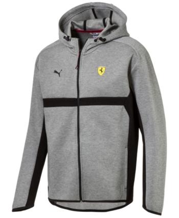 399b9054f0 Puma Men's Ferrari Zip Hoodie - Gray XL | Products in 2019 | Puma ...