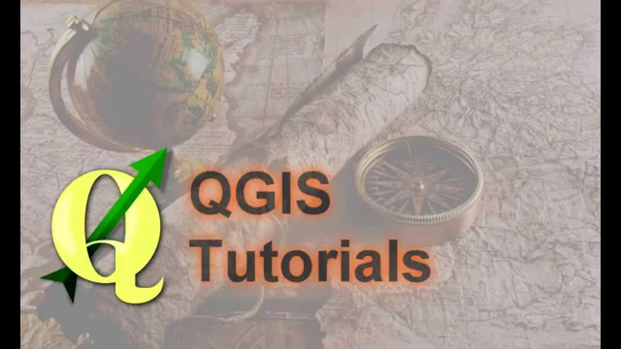 QGIS Tutorials: Download georeferenced Google Satellite map