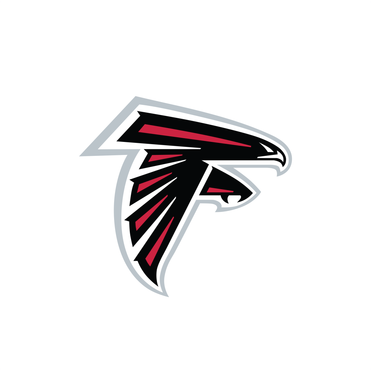 Atlanta Falcons Logo United States In 2020 Falcon Logo Atlanta Falcons Logo Sports Logo
