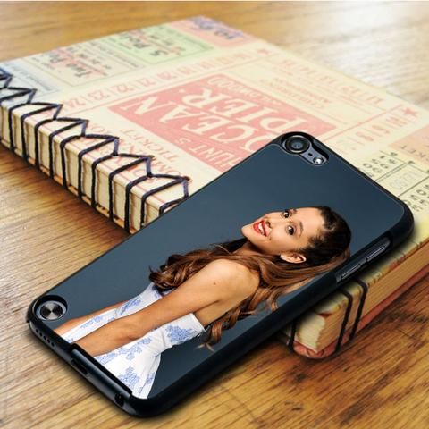 Ariana Grande Smile Cute iPod 6 Touch Case