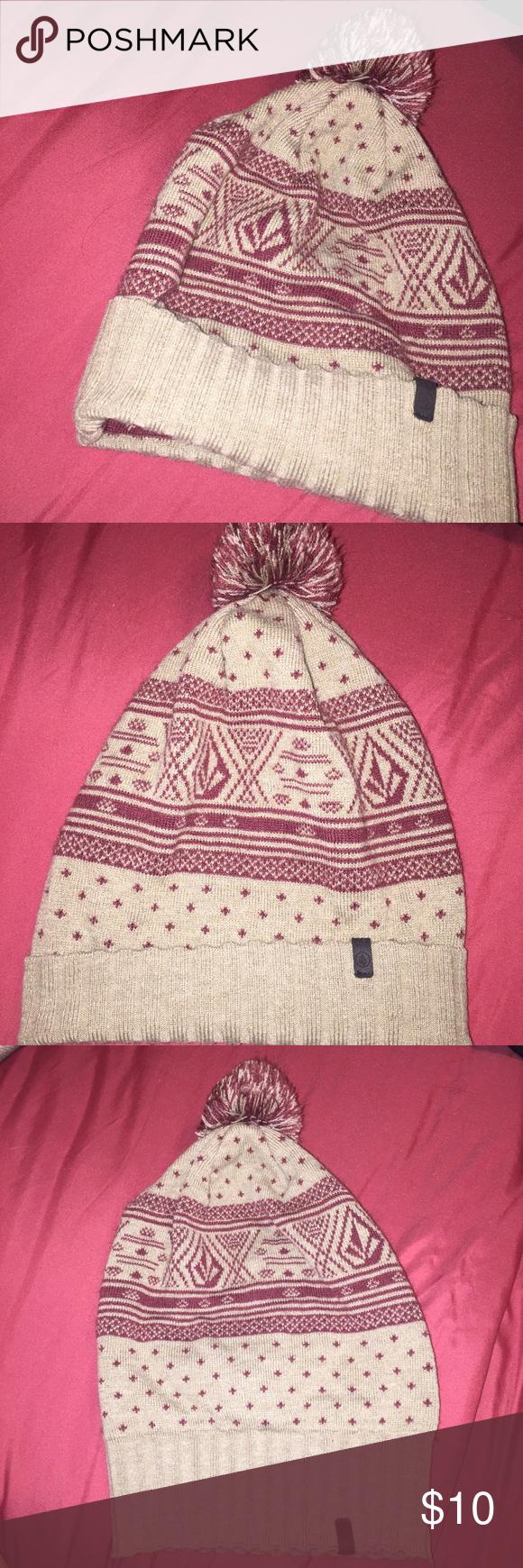 VOLCOM NEVER WORN before beanie!! Never been WORN! Like brand new! Volcom Accessories Hats