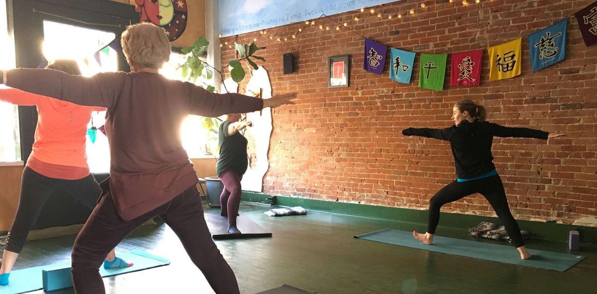 Yoga Focuses On Breathing Flexibility Serenity Chronic Obstructive Pulmonary Disease Yoga Breathing Exercises