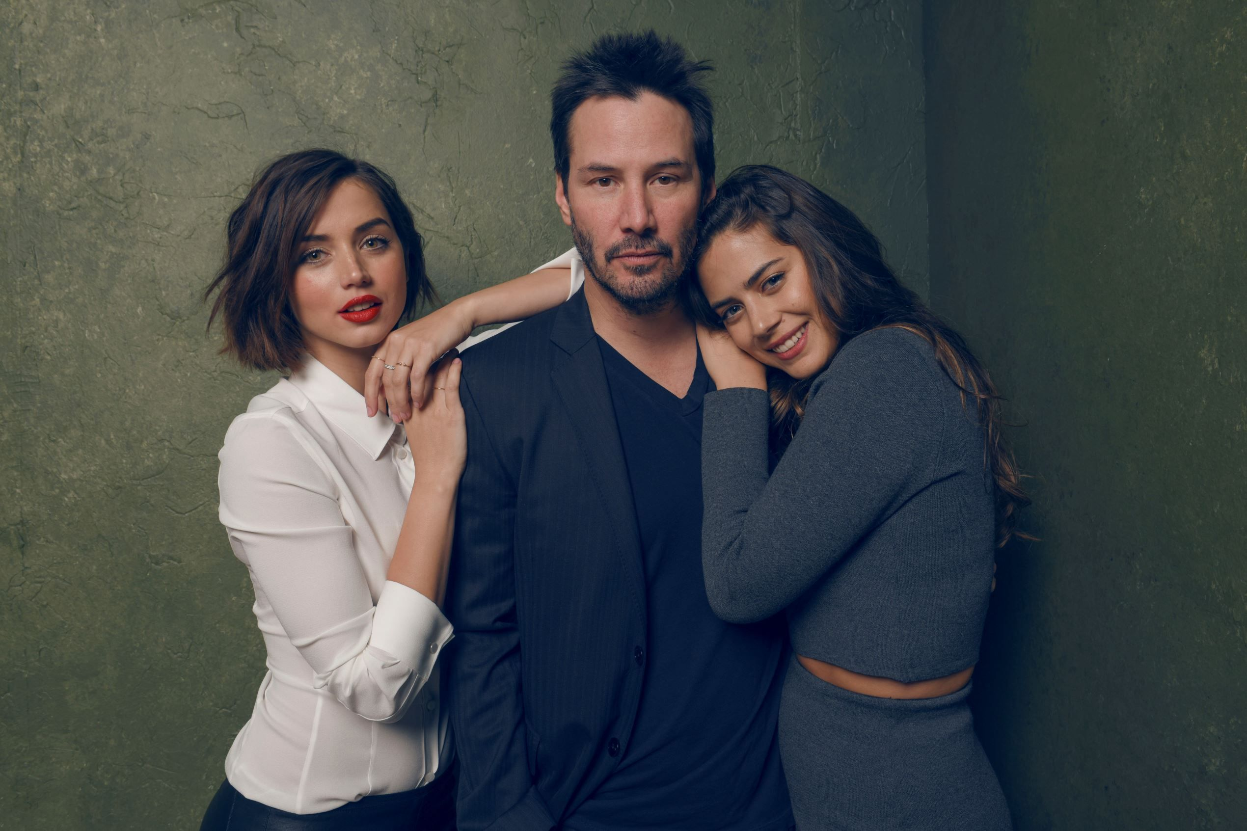 The Sundance Sessions Keanu Reeves Actors Keanu Reaves