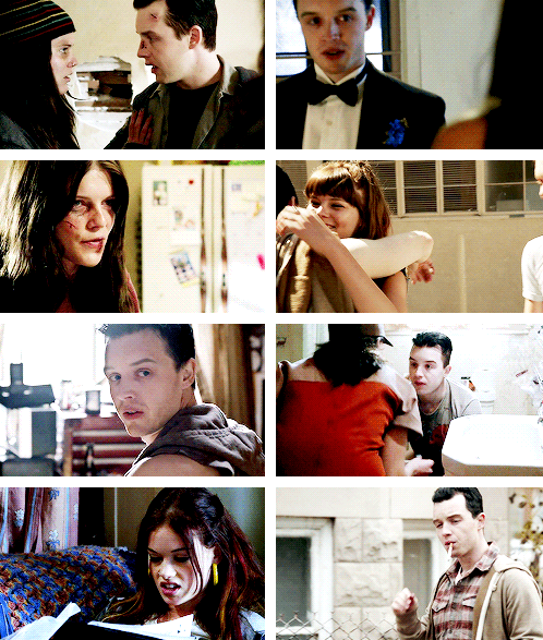 shameless challenge » favorite family relationship ↳ mickey and mandy
