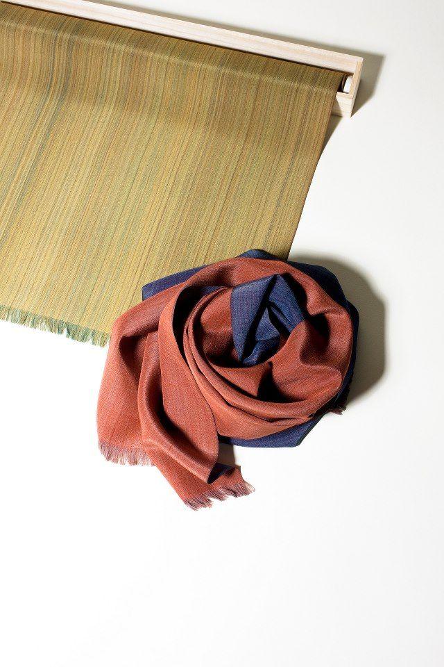 "Kyoto Yuzen dyeing technique called ""Shikebiki"", Japan"