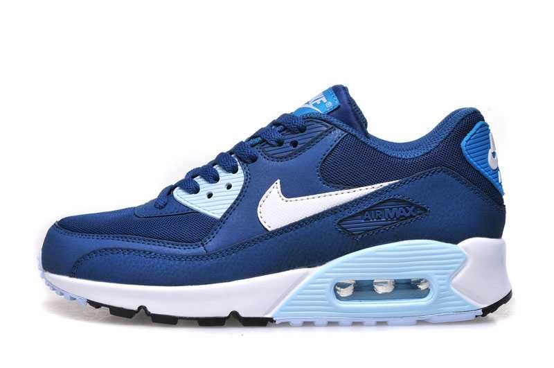 huge selection of 1ea26 00a3d ... best price 1767 nike air max 90 dam navy blå vit se438212mtekhrnpv  7d288 7f578