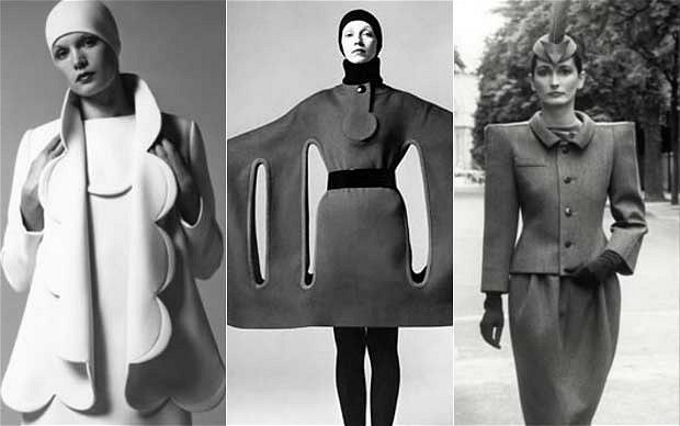 Pierre Cardin fashion: from 1950 to 2010 | Black teens fashion, French  fashion designers, Fashion