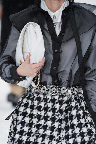 Photo of Chanel Herbst / Winter 2019-2020 Klar til å bruke – Moteshow | Vogue Tyskland