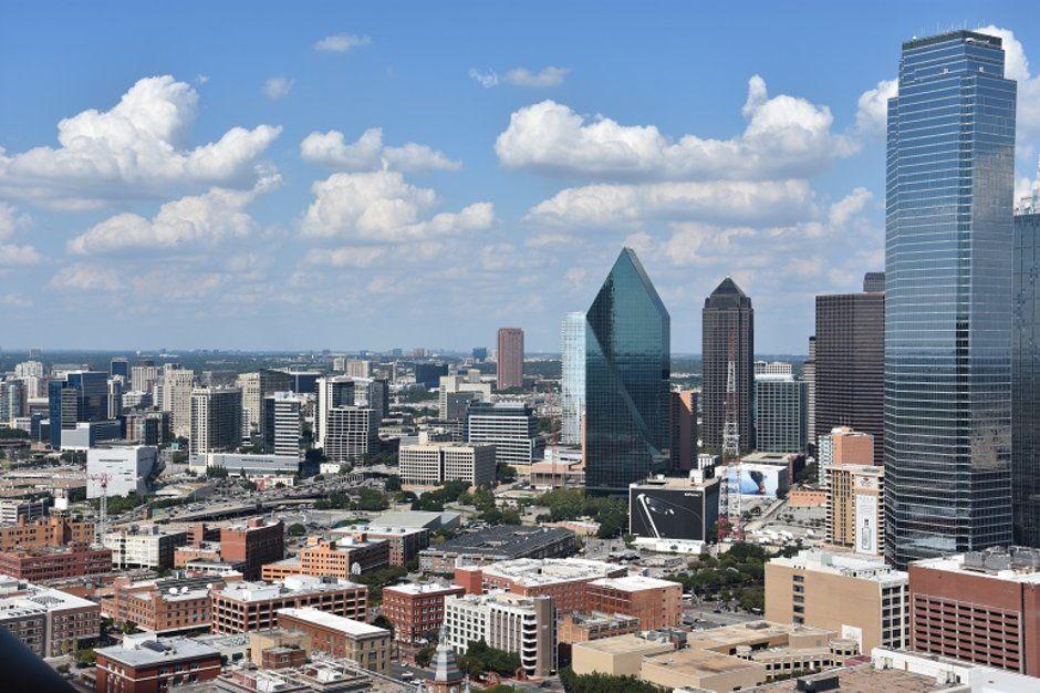 Dallas Fort Worth Region Plots Practical Course For Autonomous Vehicles Dallas Fort Worth Region Fort Worth