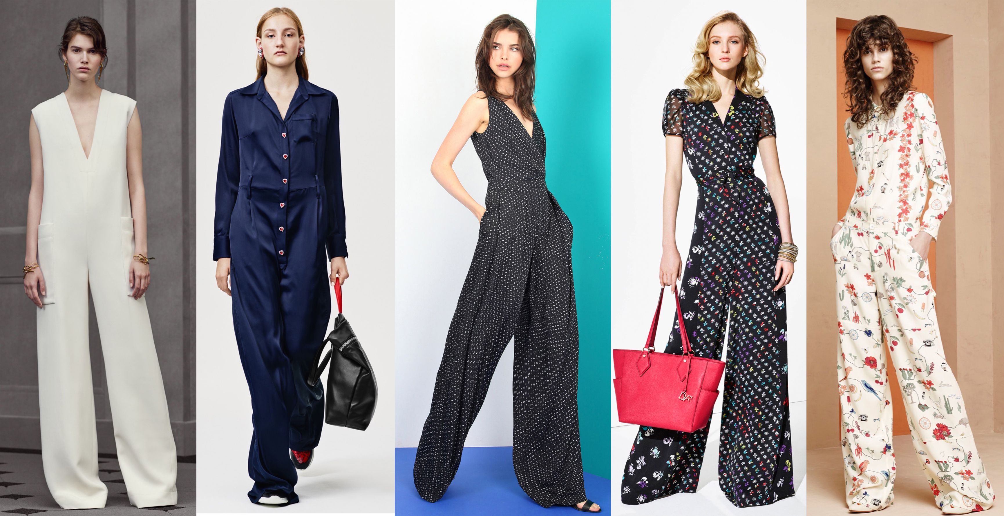 Trend spring summer 2016: Jumpsuit XL | Forecast | Pinterest ...
