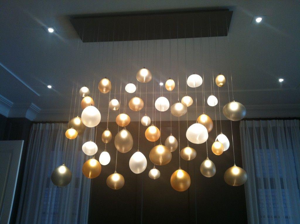 Am Studio Moon Light Pendants Lighting Ceiling