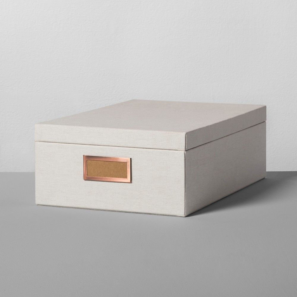 Storage Box Large Natural Canvas Hearth Hand With Magnolia Target Storage Bins With Lids Fabric Storage Boxes Storage Box
