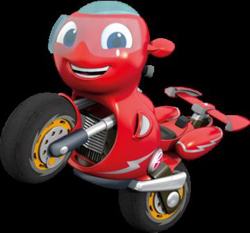 Ricky Zoom Wiki Ricky Zoom Fandom En 2020 Titulares Y Motos