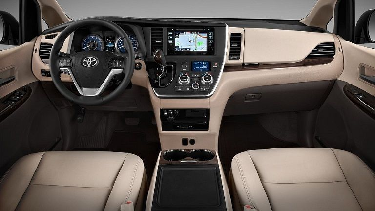 Toyota Sequoia Platinum 2017 Interior Best Cars Pinterest