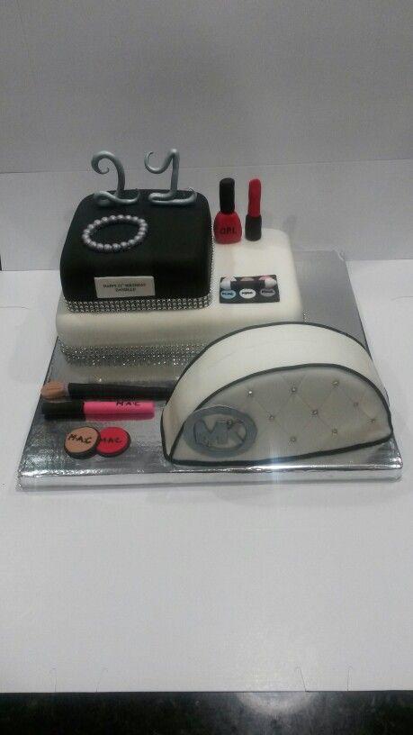 MK/MAC CAKE