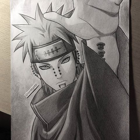 Anime Fans For Anime Fans Naruto Drawings Naruto Sketch Naruto Art
