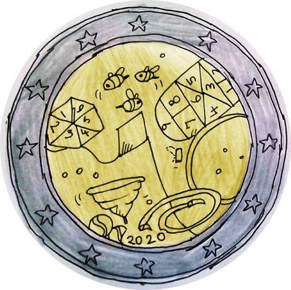 Pin von Elke Obermüller auf Münzen in 2020 (mit Bildern