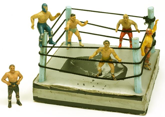 Historia Del Luchador De Plastico Luchadora Historia Lucha Libre