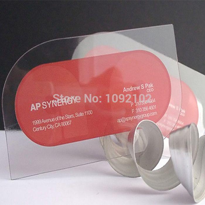 Brand new 1000pcs custom designed full color printing one side PVC ...
