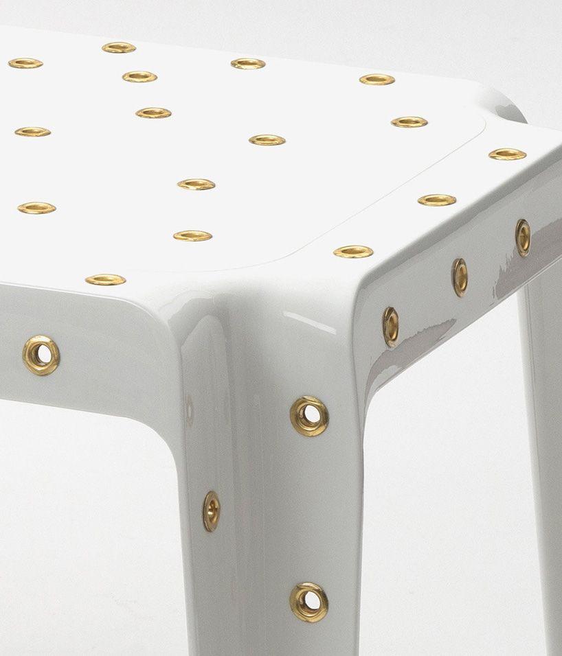 david elia\u0027s stray bullet installation at collective design reflects