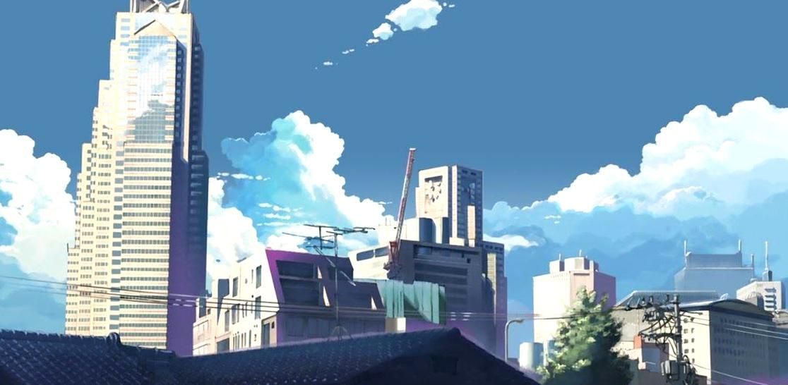 24 Aesthetic Anime Desktop Wallpaper Hd Goboiano Breathtaking Backgrounds From 13 Popular Anime Titles Trends In 2020 Aesthetic Backgrounds Anime Scenery Anime City