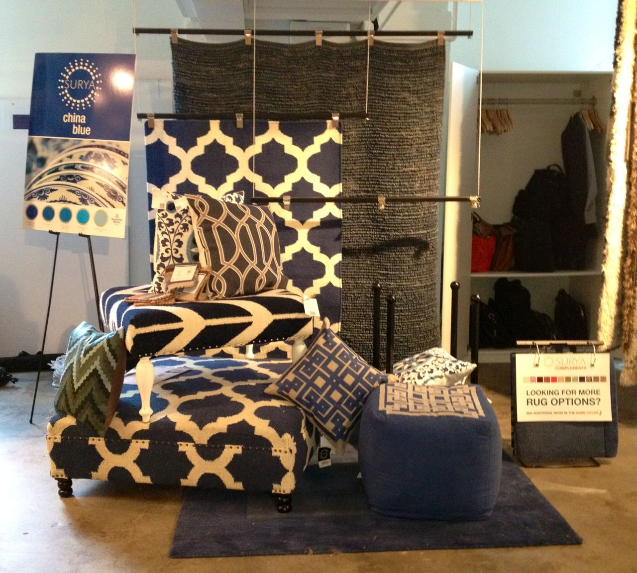 Navy Blue And White Accessories With Images Furniture Blog