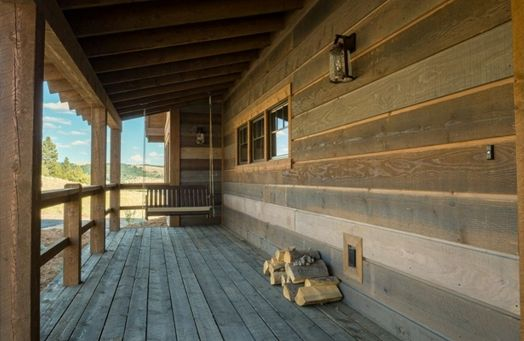Rustic Ranch Siding Rustic Ranchwood Prefinished Wood