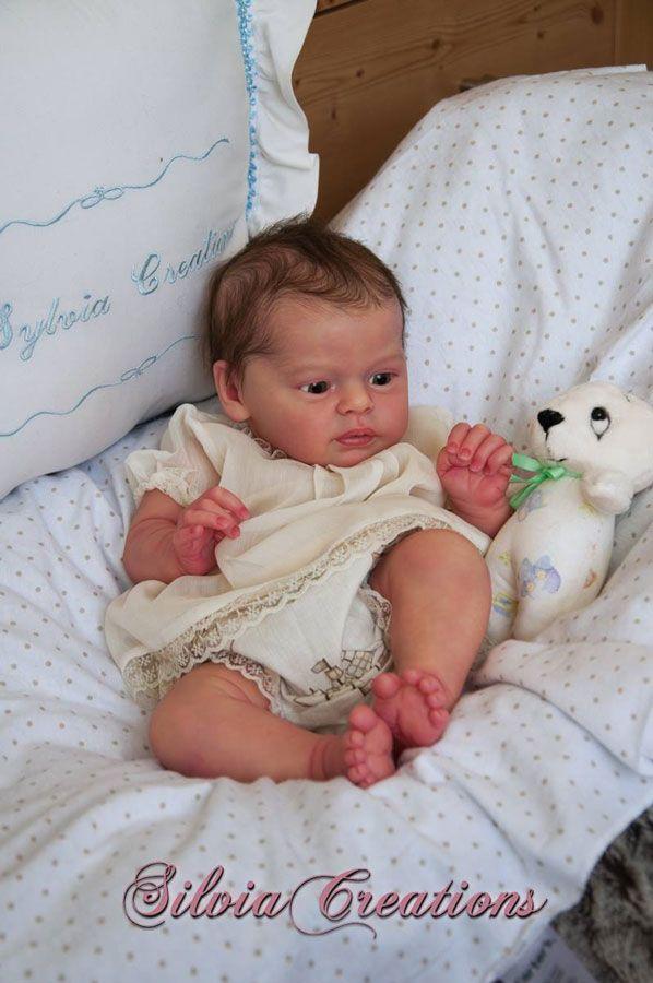 Larry Reborned By Silvia Ezquerra Adaednr Newborn Baby