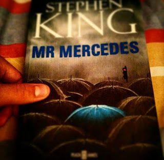 Reseña De Mr Mercedes De Stephen King Stephen King Libros De Stephen King Blog De Libros
