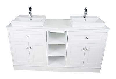 Torino 1500mm High Quality Modern Bathroom Vanity Unit With Faucet And Waste New Modern Bathroom Vanity Bathroom Vanity Units Vanity Units
