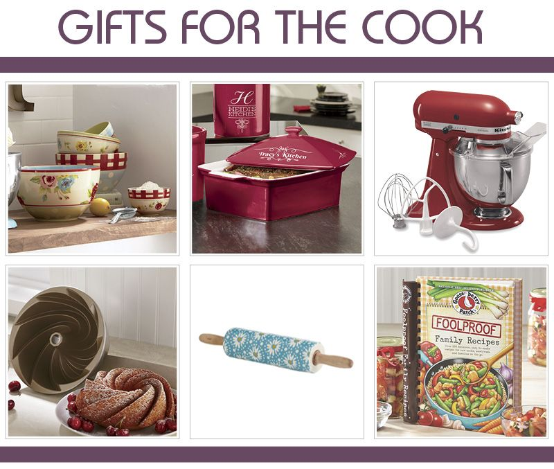 Great Gift Ideas for Her | New cookbooks, Gifts, Christmas ...