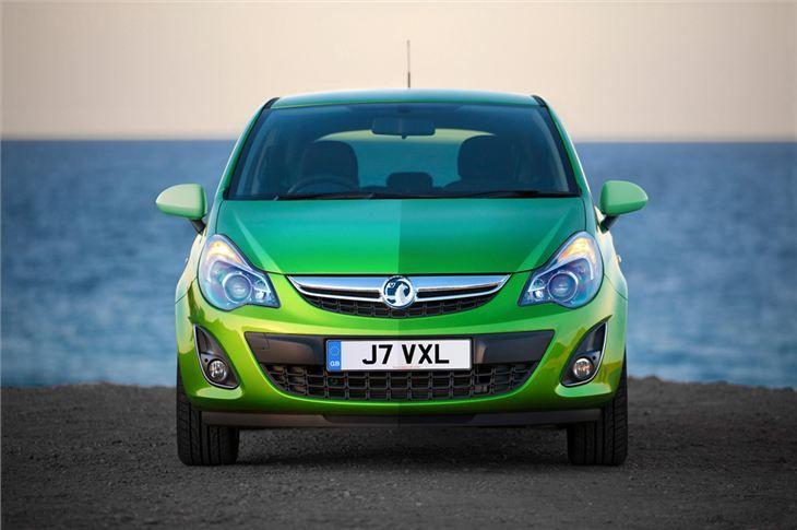 Vauxhall Corsa Hatchback 1 2 Sxi 3dr Ac Guacamole Green New