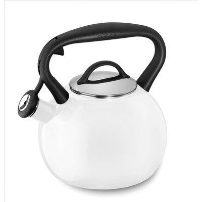 Cuisinart Valor 2-qt. Tea Kettle Color: White