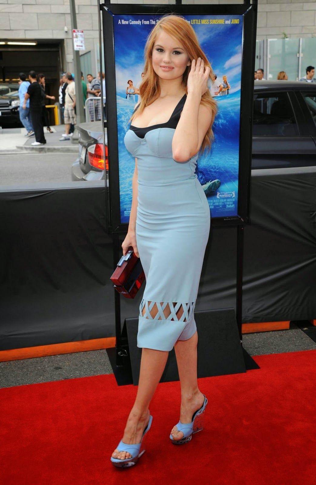 Debby Ryan Hot Dress