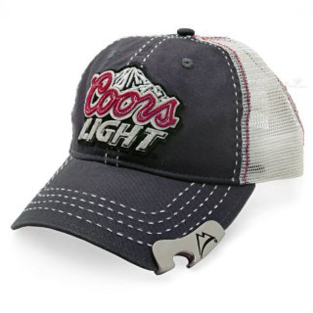 coors light bottle opener