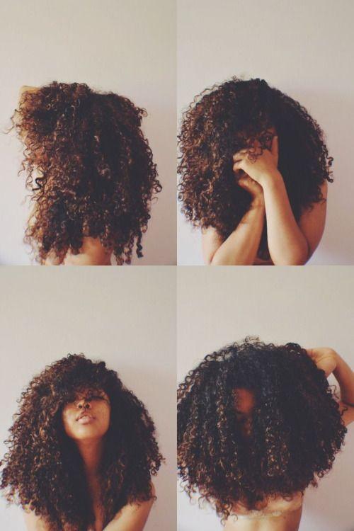 4 Curly Hair Tumblr I M So Crown Natural Hair Styles