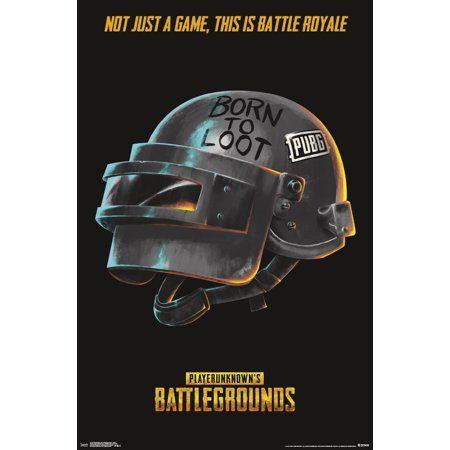 PlayerUnknown's Battlegrounds (PUBG) - Born