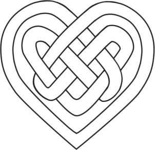 How to Draw a Celtic Knot, Step by Step, Symbols, Pop